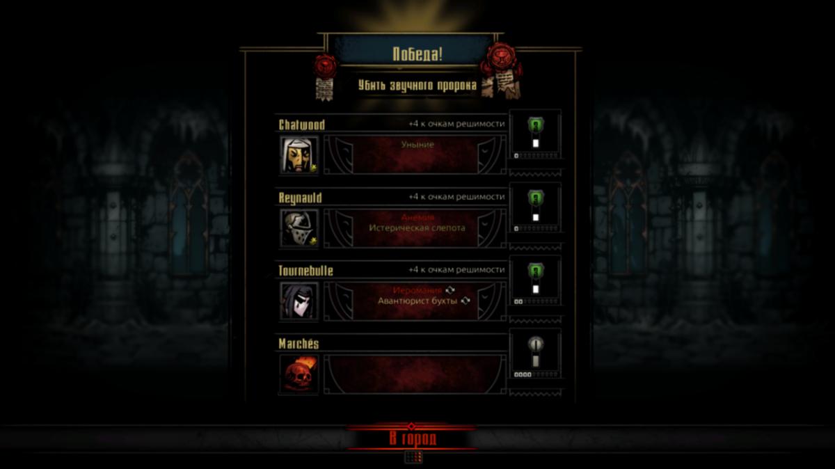 Darkest Dungeon: Collector's Edition Русская Версия (Switch)