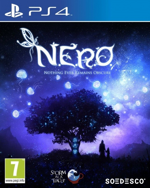 N.E.R.O.: Nothing Ever Remains Obscure (PS4)