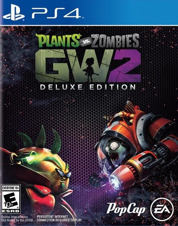 Plants vs. Zombies: Garden Warfare 2 Deluxe Edition (PS4)