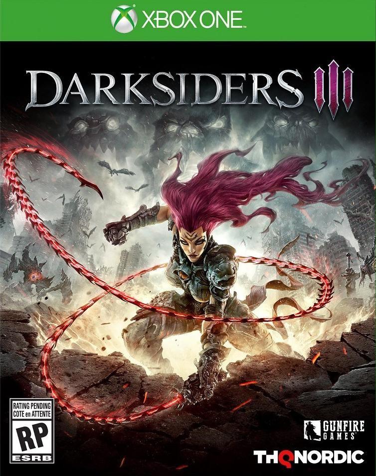 Darksiders: 3 (III) Русская версия (Xbox One)