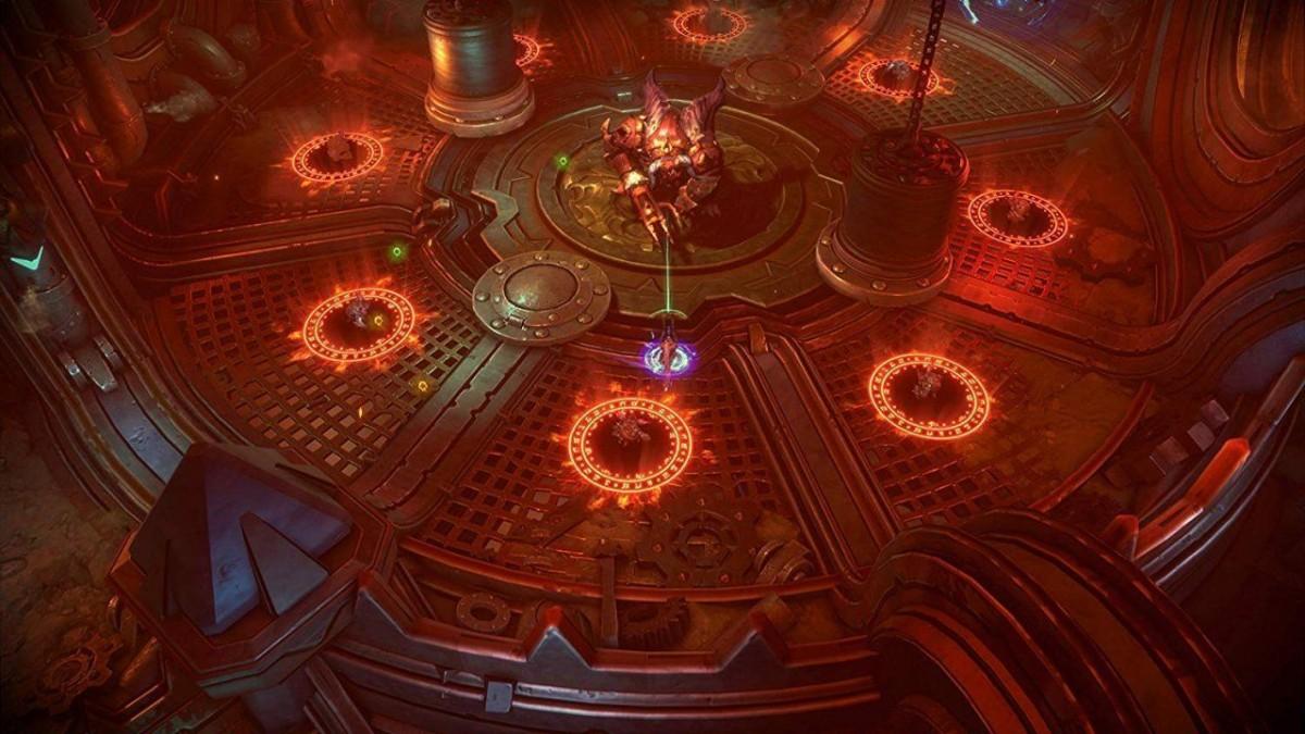 Darksiders: Genesis Nephilim Edition (Cпециальное издание с настольной игрой) Русская версия (Xbox One)