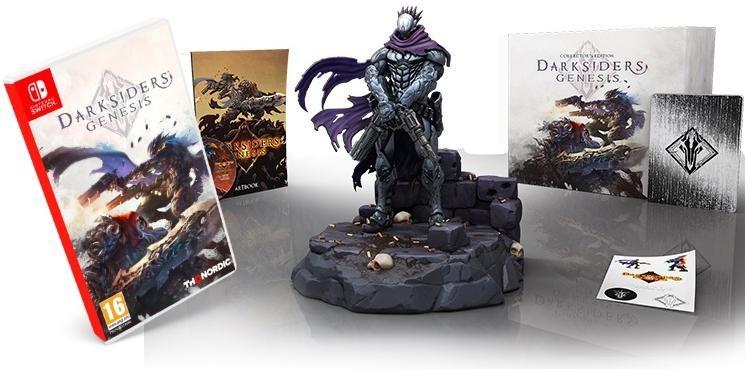 Darksiders: Genesis Коллекционное издание (Collector's Edition) Русская версия (Switch)