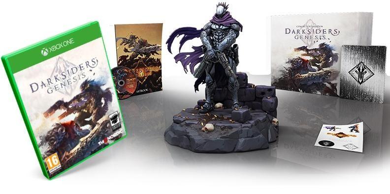 Darksiders: Genesis Коллекционное издание (Collector's Edition) Русская версия (Xbox One)