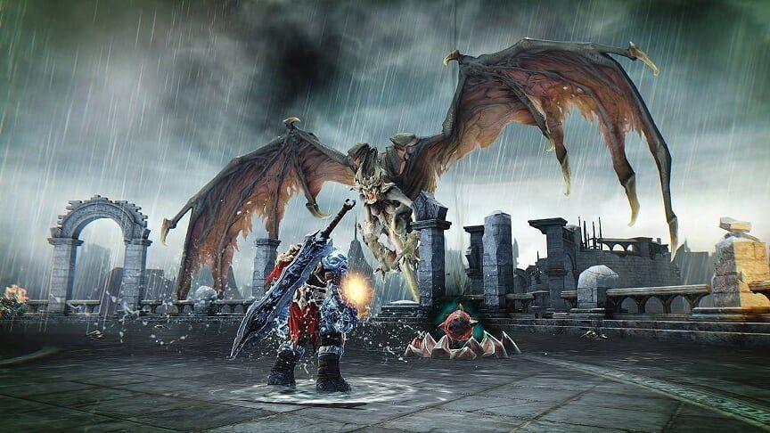 Darksiders: Warmastered Edition Русская Версия (Switch)