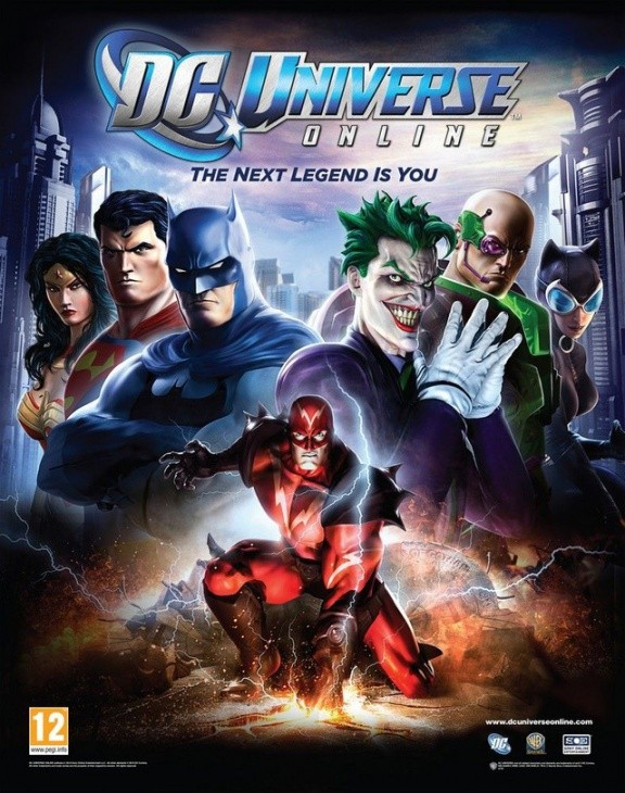 DC Universe Online (Xbox One)