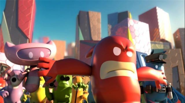 de Blob 2 (Xbox One)
