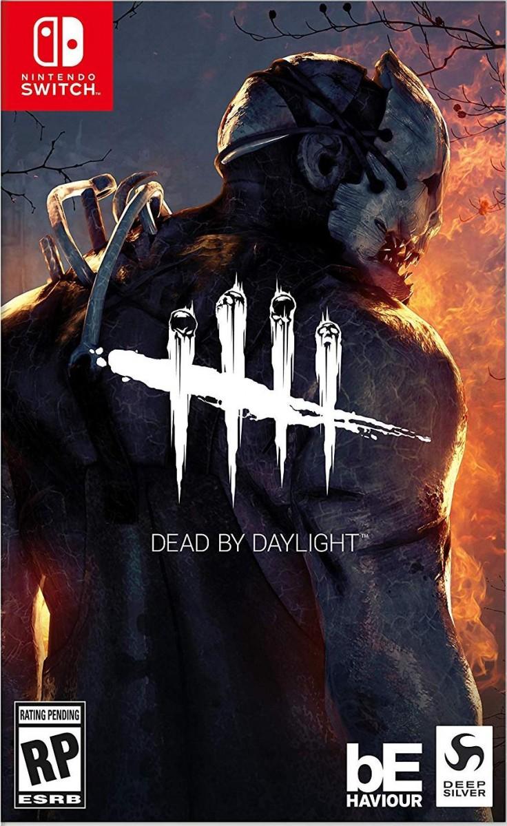 Dead by Daylight - Definitive Edition Русская Версия (Switch)