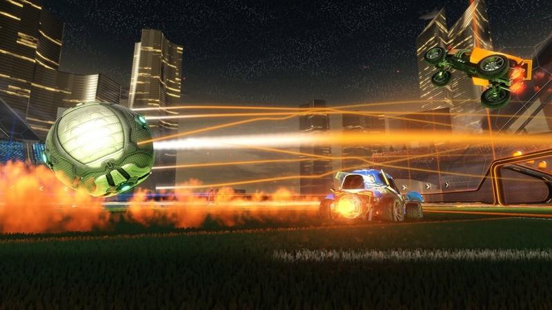 Rocket League Русская Версия (Xbox One)