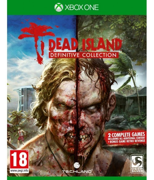 Dead Island Definitive Collection 2 Complete Games (Xbox One)
