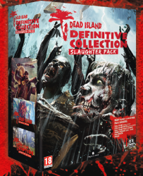Dead Island Definitive Edition Slaughter Pack Русская Версия (Xbox One)
