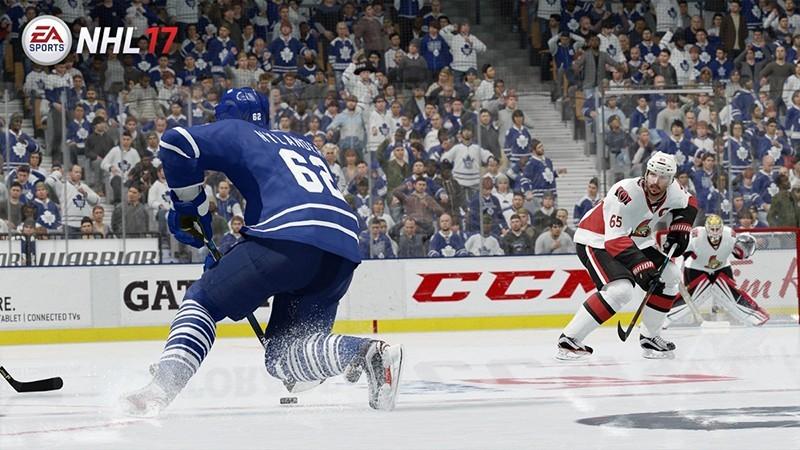 NHL 17 Русская Версия (Xbox One)
