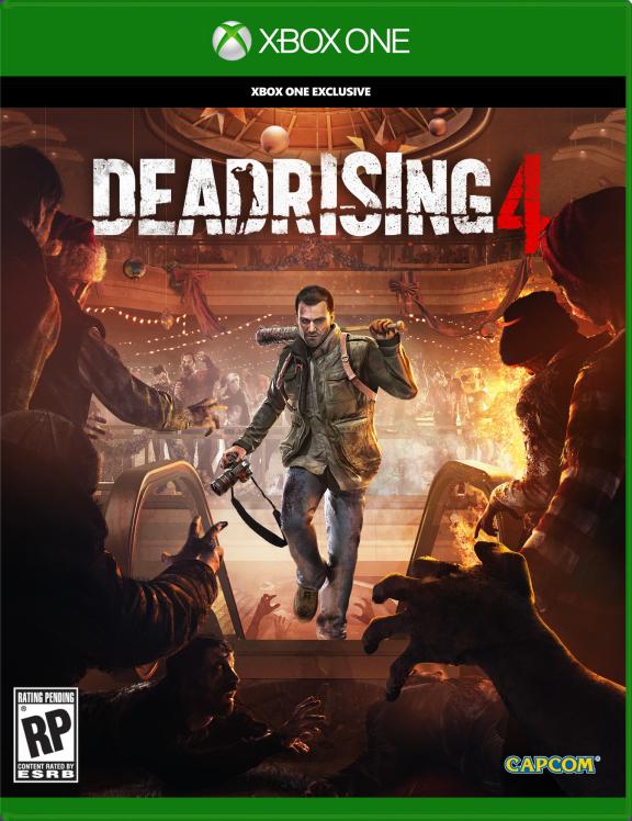 Dead Rising 4 Русская Версия (Xbox One)