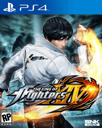 The King of Fighters XIV (14) (PS4)