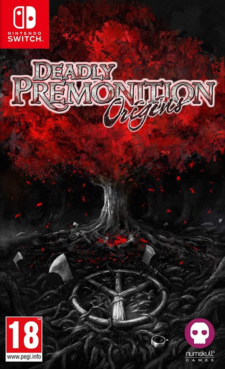 Deadly Premonition Origin (Switch)