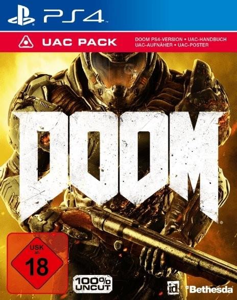 Doom UAC Pack Edition Русская версия (PS4)