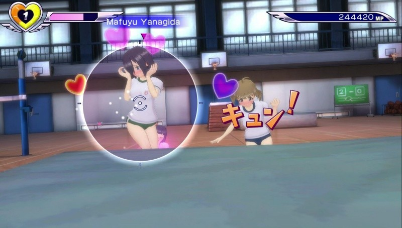 Gal Gun: Double Peace Limited Edition (PS4)