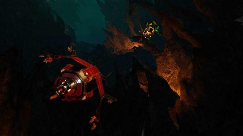 Descent: Underground (PS4)