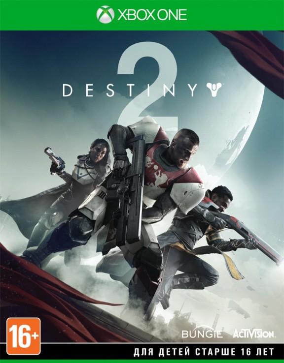 Destiny: 2 Русская Версия (Xbox One)