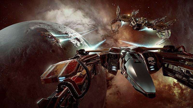 Eve Valkyrie (Только для PS VR) (PS4)