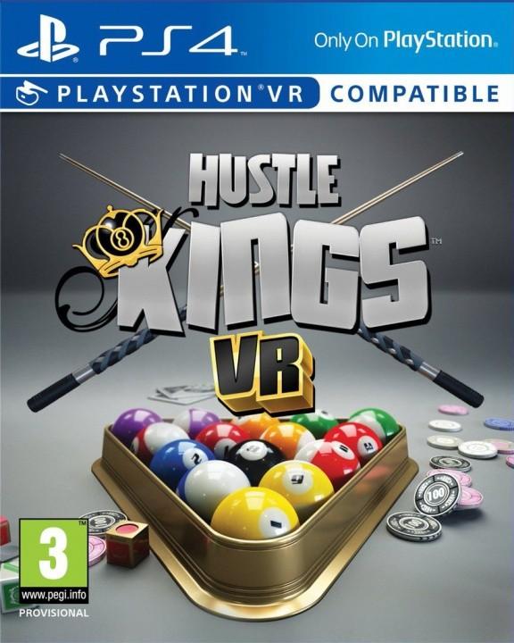 Hustle Kings (с поддержкой PS VR) Русская Версия (PS4)