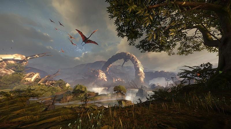 Robinson: The Journey (Только для PS VR) (PS4)