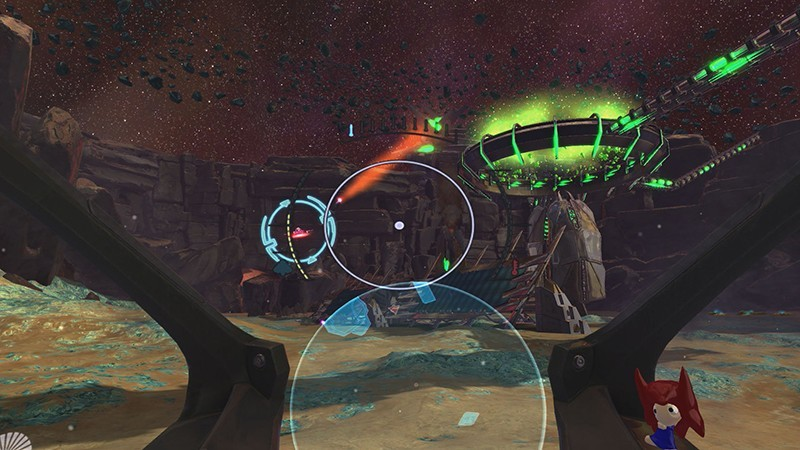Super Stardust Ultra (с поддержкой PS VR) Русская Версия (PS4)
