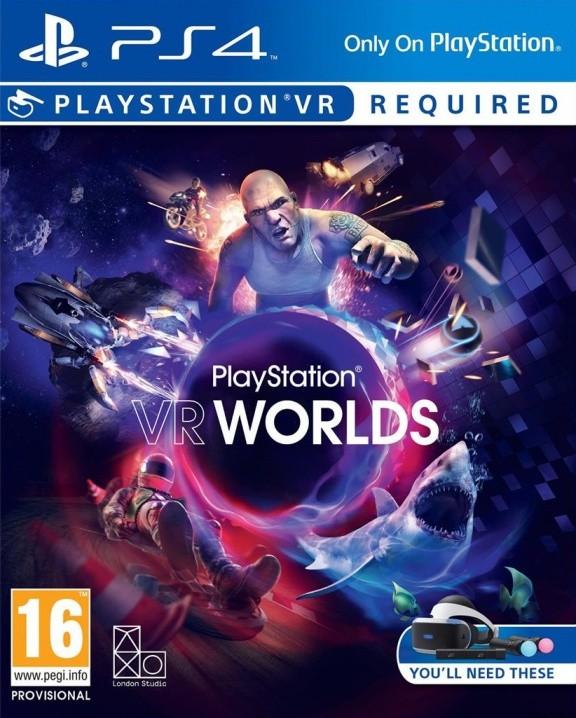 PlayStation VR Worlds (Только для PS VR) Русская Версия (PS4)
