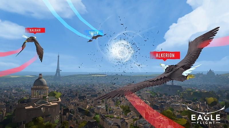 Eagle Flight (Только для PS VR) Русская Версия (PS4)