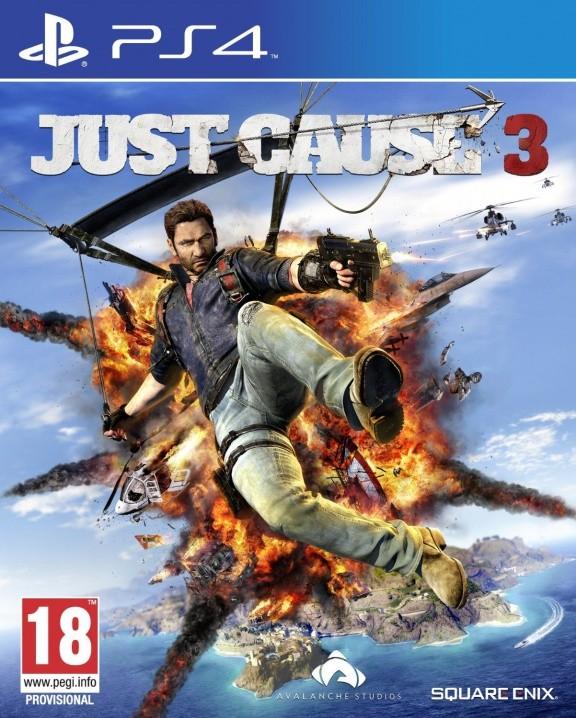 Just Cause 3 Русская Версия (PS4)