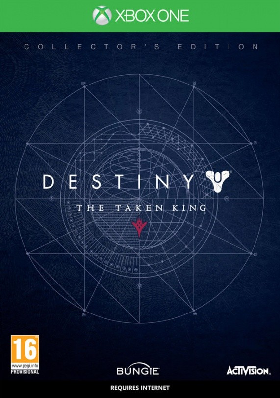 Destiny: The Taken King. Legendary Edition Коллекционное издание (Collector's Edition) (Xbox One)