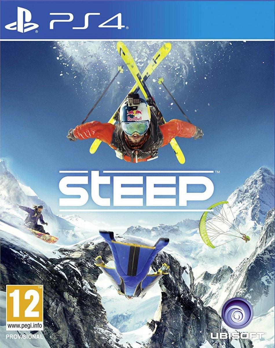 Steep Русская Версия (PS4)
