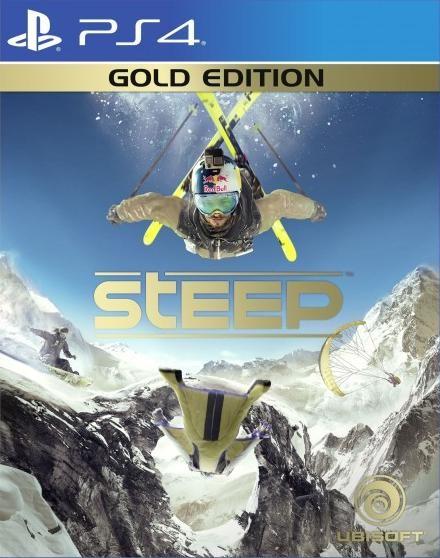 Steep Gold Edition Русская Версия (PS4)