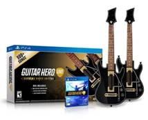 Guitar Hero: Live Supreme Party Edition (2 Гитары + игра) (PS4)
