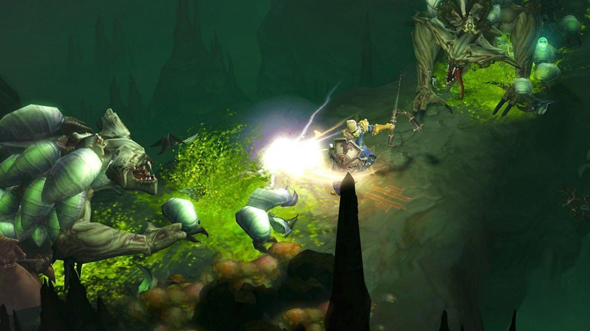 Diablo 3 (III): Eternal Collection (Xbox One)
