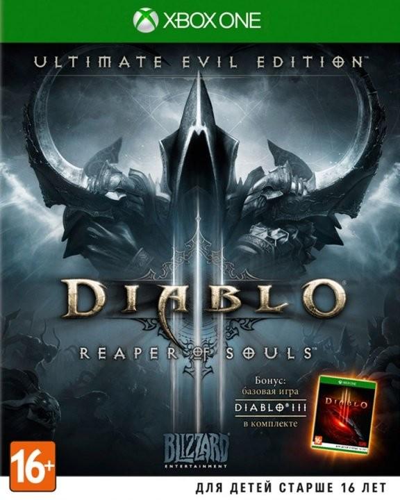 Diablo 3 (III): Reaper of Souls. Ultimate Evil Edition Русская Версия (Xbox One)