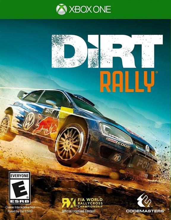 Dirt Rally Русская Версия (Xbox One)