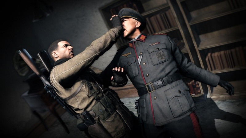 Sniper Elite 4 Русская Версия (PS4)