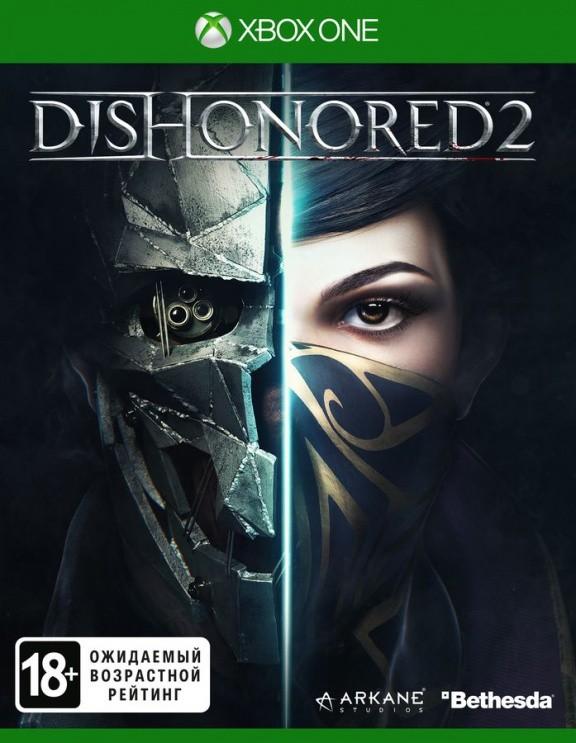Dishonored: 2 Русская Версия (Xbox One)