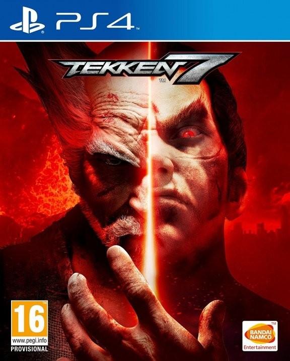 Tekken 7 (с поддержкой PS VR) Русская Версия (PS4)