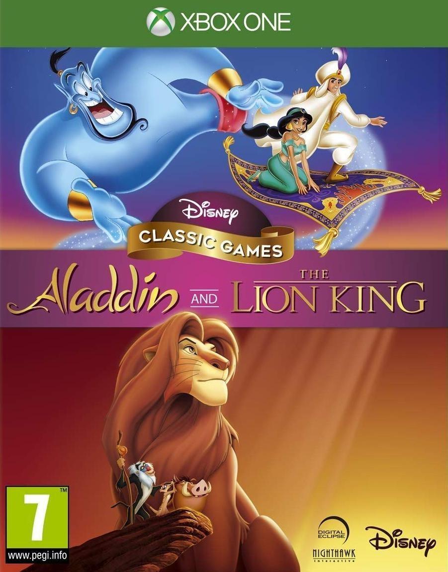 Disney Classic Games: Aladdin and The Lion King (Аладдин и Король Лев) (Xbox One)