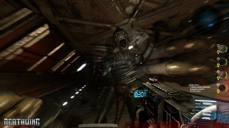 Space Hulk: Deathwing Enhanced Edition Русская Версия (PS4)