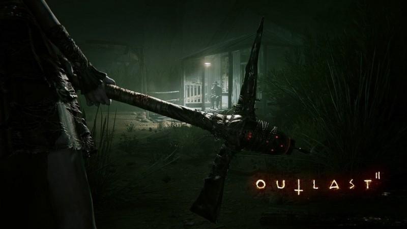 Outlast 2 Русская Версия (PS4)