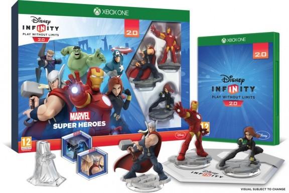 Disney. Infinity 2.0 Стартовый набор Русская Версия (Xbox One)