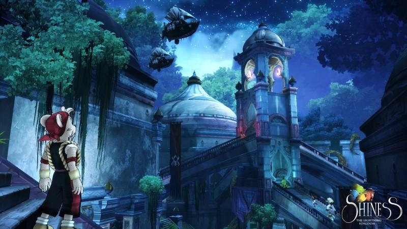 Shiness : The Lightning Kingdom (Xbox One)