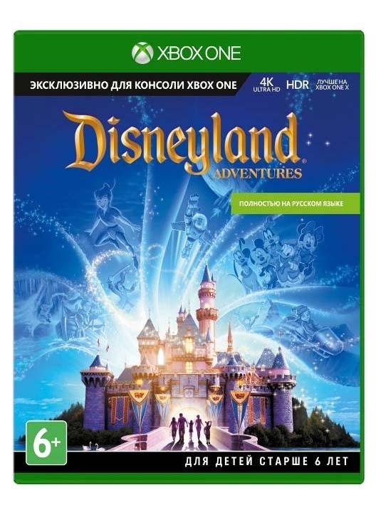 Disneyland Adventures (с поддержкой Kinect) Русская Версия (Xbox One)