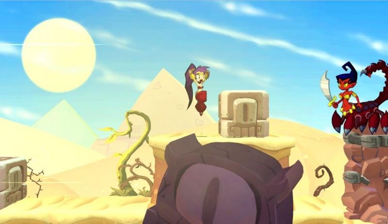 Shantae : Half-Genie Hero (PS4)
