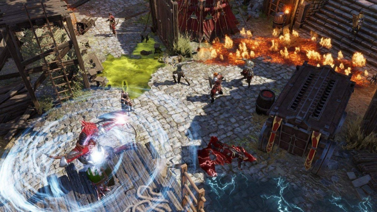 Divinity: Original Sin II (2) Definitive Edition Русская Версия (Xbox One)
