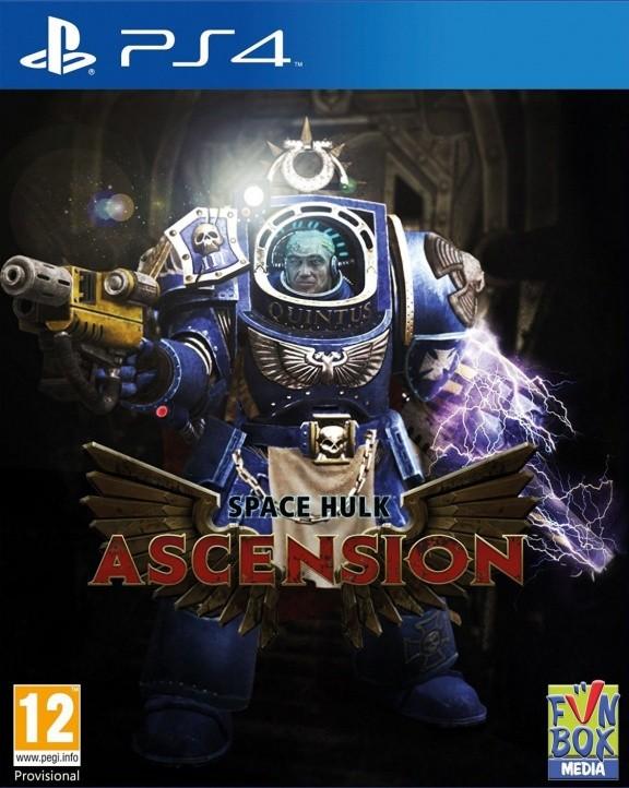 Space Hulk: Ascension Русская Версия (PS4)