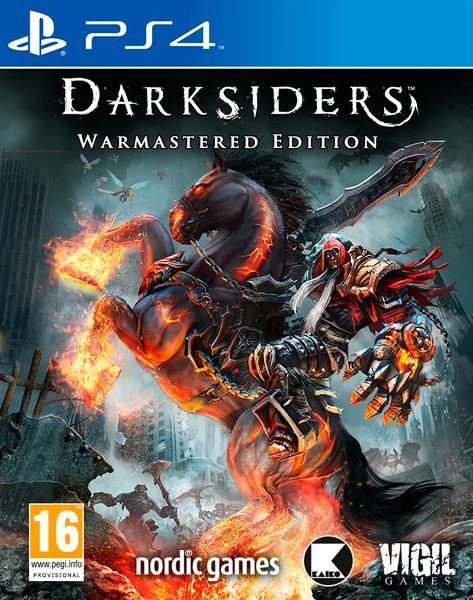 Darksiders: Warmastered Edition Русская Версия (PS4)