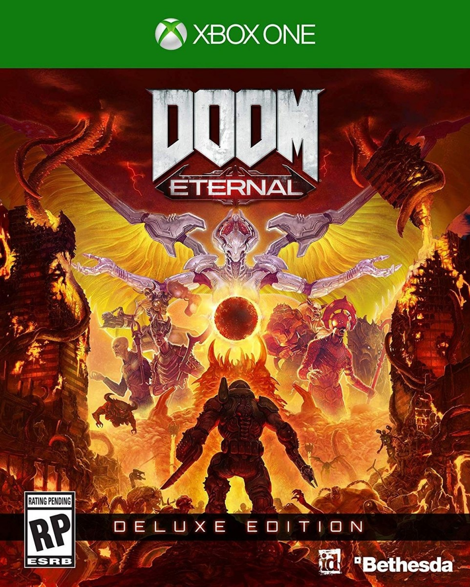 DOOM Eternal - Deluxe Edition (Xbox One)